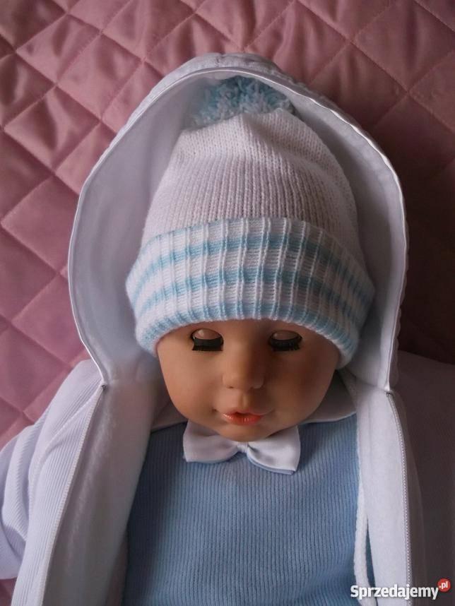 Ubranka do chrztu chlopców komplety garniturki chłopiec Koszalin