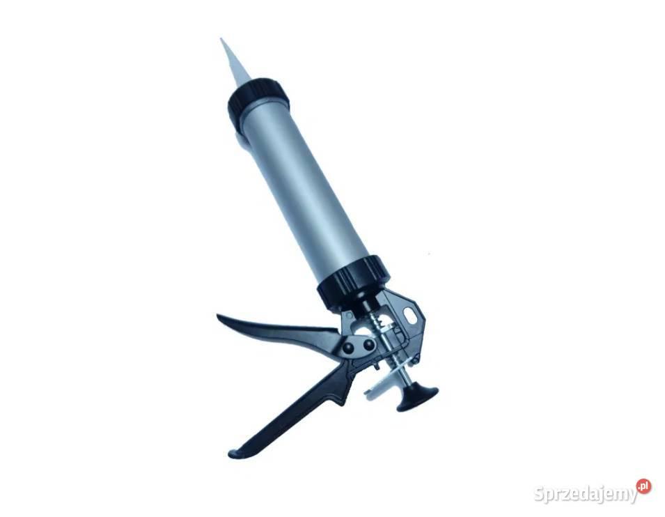 WYCISKACZ aluminiowy DO MAS Uszczelniających 300ml