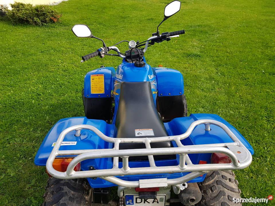 Kawasaki kx 250 3mieś po remoncie góry dyfuzor spesa