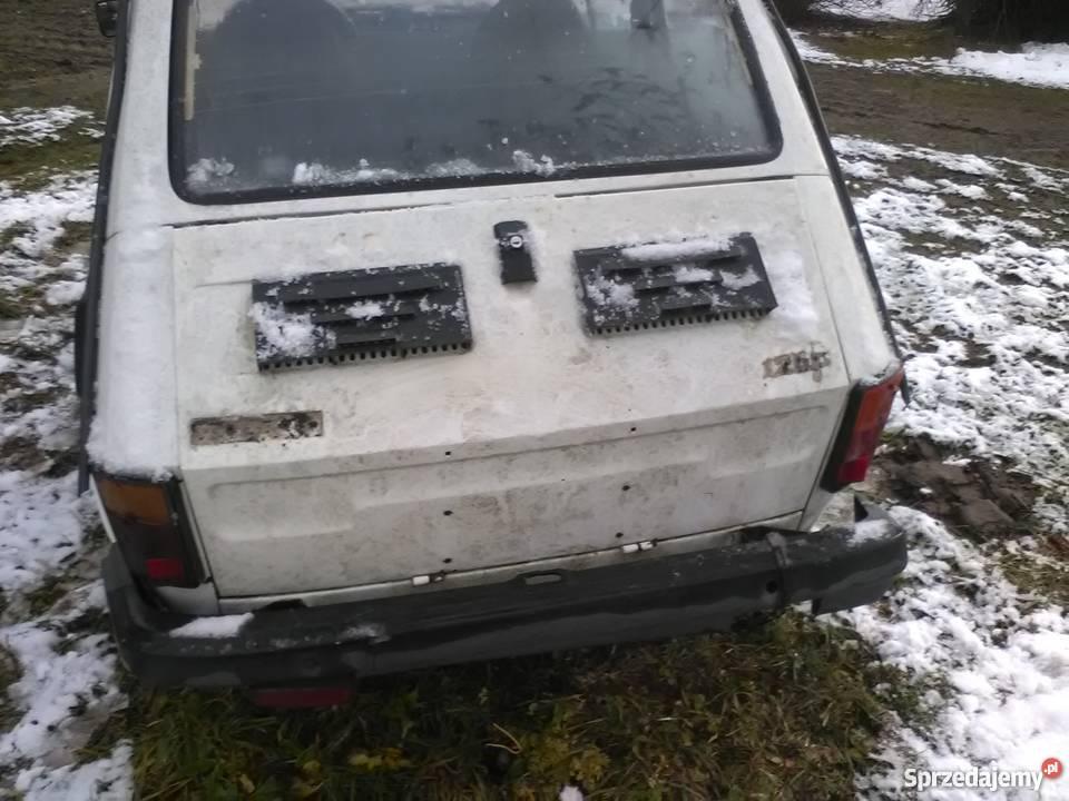 Sprzedam Fiat 126p Sanok