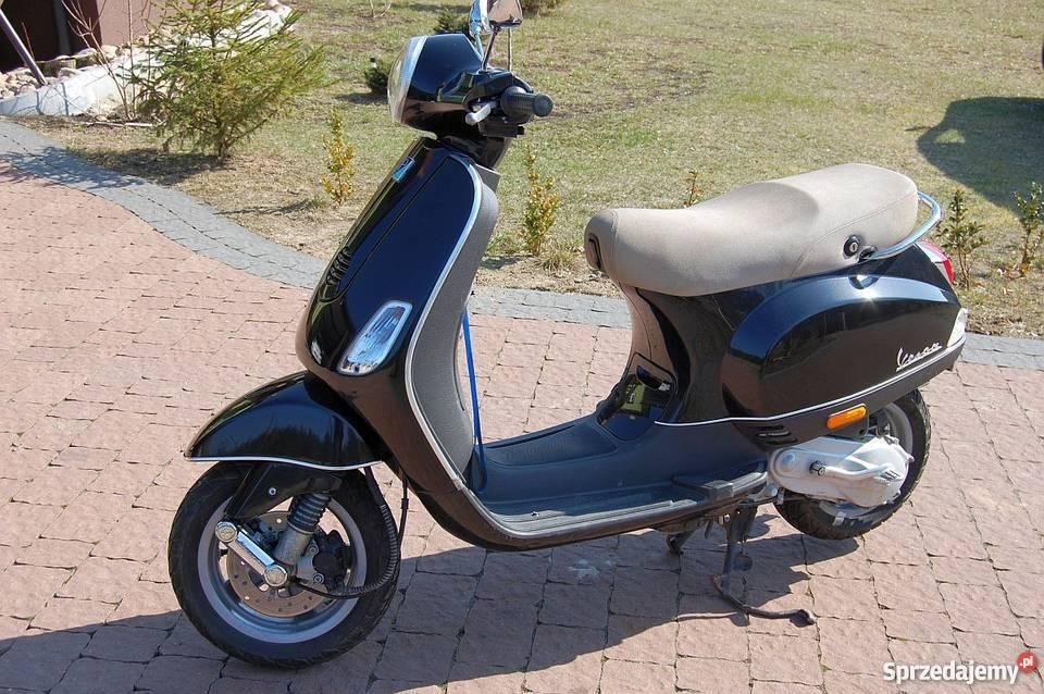 Vendo 2008 Vespa Piaggio LX 50 2T