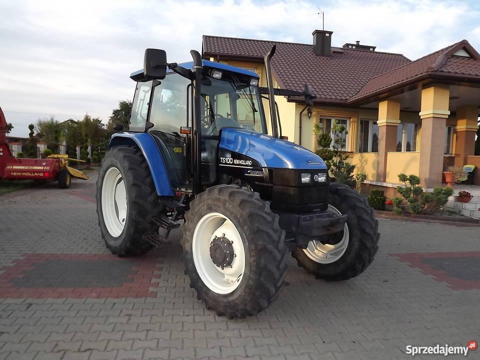 Lieblings New Holland TS 100 w oryginale Radom - Sprzedajemy.pl &OI_78
