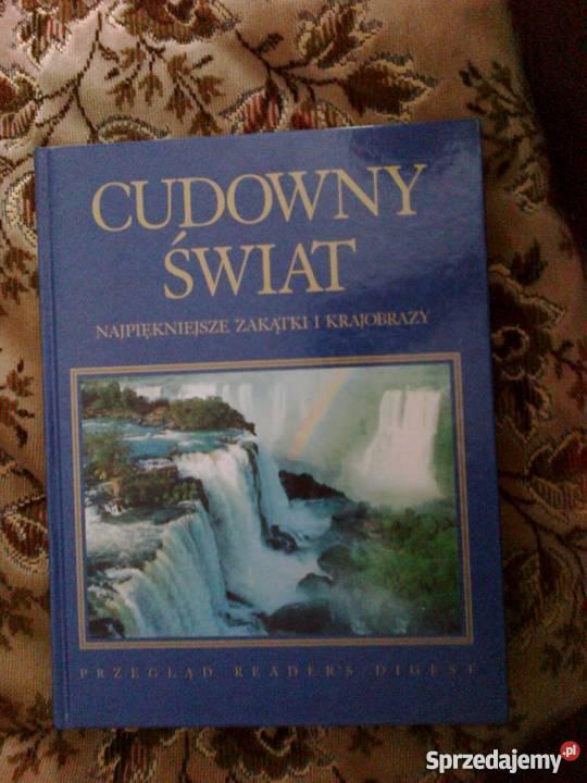 Cudowny Świat Najpiękniejsze Zakątki i krajobraz Rok wydania 2000 Warszawa