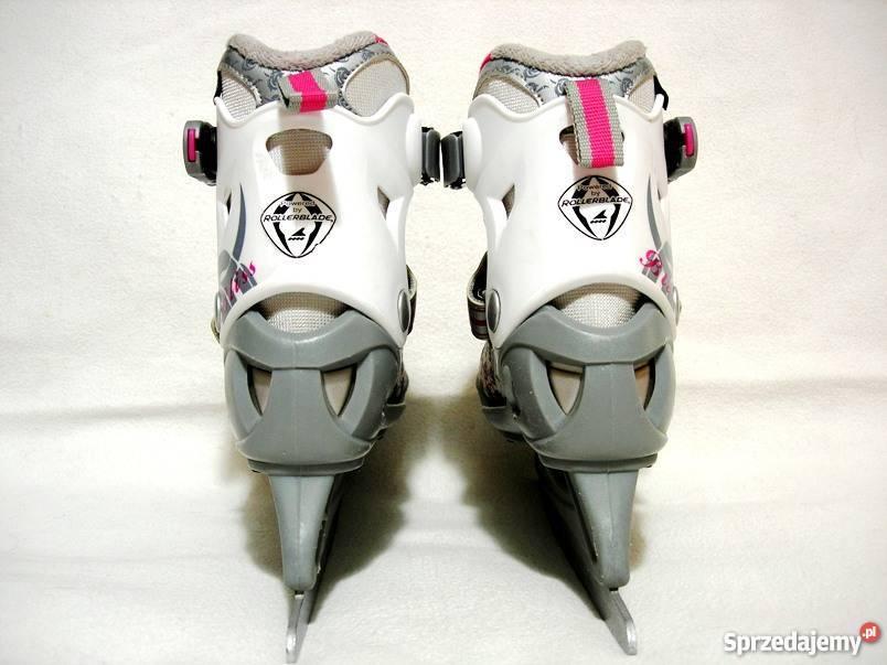 Łyżwy ROLLERBLADE Bladerunner Bliss 09 Bełchatów sprzedam