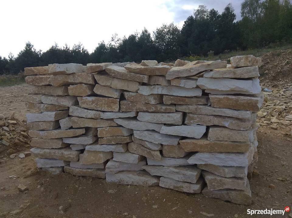 Poważnie Kamien Naturalny Wapien Kamien na Ogrodzenia Olkusz - Sprzedajemy.pl VO65