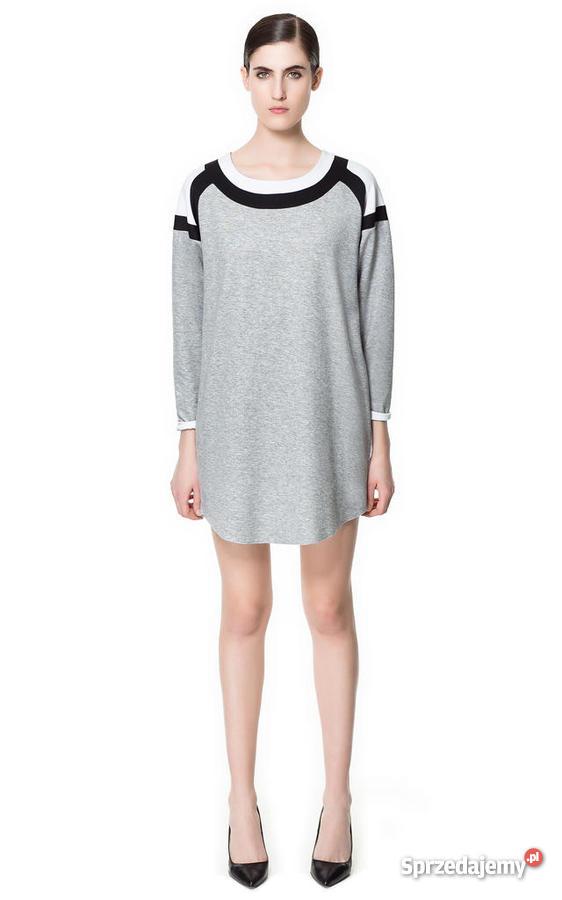 adc468f24b sukienka firmy ZARA - Sprzedajemy.pl