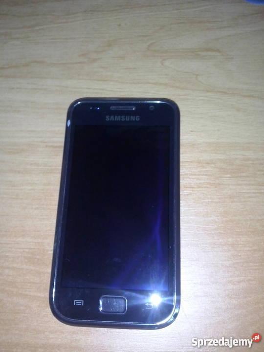Młodzieńczy Sprzedam używany telefon samsung galaxy s plus GT 9001 Czeladź GJ15