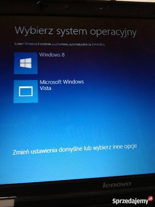 Sprzedam laptop Lenovo Warszawa