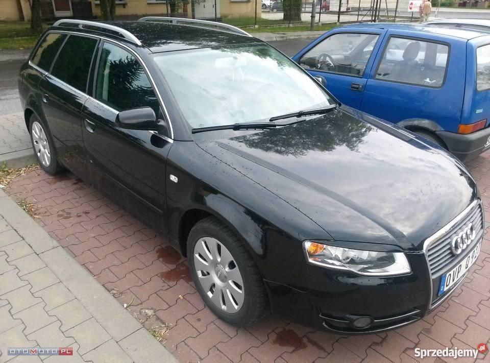 Audi A4 B7 18 T 163km Z Niemiec Opłacony Kutno Sprzedajemypl