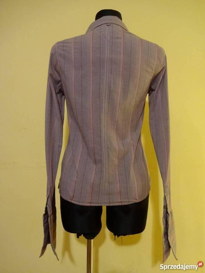1d2781d19b6dd Bluzka koszulowa taliowana marki TOMMY HILFIGER DENIM. Grójec ...