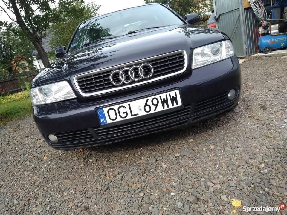 Audi A4b5 Sedan >> Audi A4b5 Pilne 1.6 Benz+gaz Lubawka - Sprzedajemy.pl