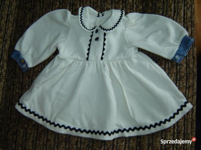 84ac7b113c Sukienki dla malutkiej dziewczynki! roz. 3-5m-cy - Sprzedajemy.pl