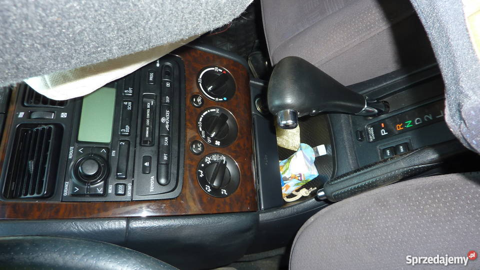 Toyota Avensis t22 kombi 2002r osobowe Warszawa