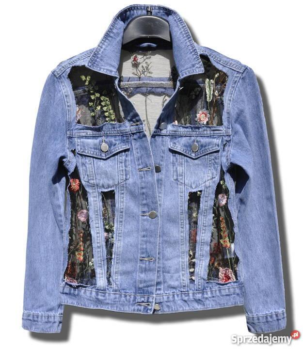 9b6aa577b856d katana jeansowa bez rękawów - Sprzedajemy.pl