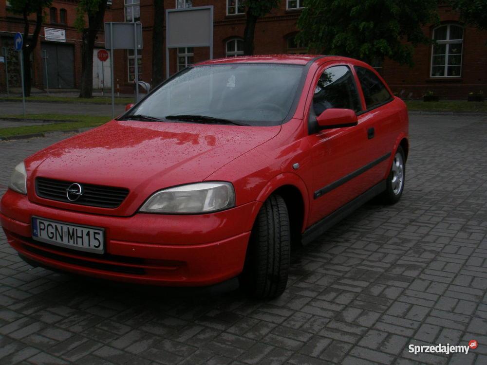 Opel Astra II 1999 16 16V Klima 1600cm3