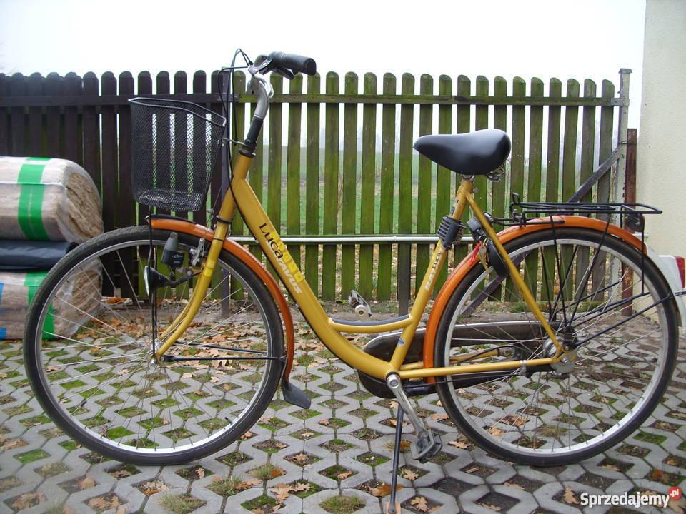 rower damski sprzedam