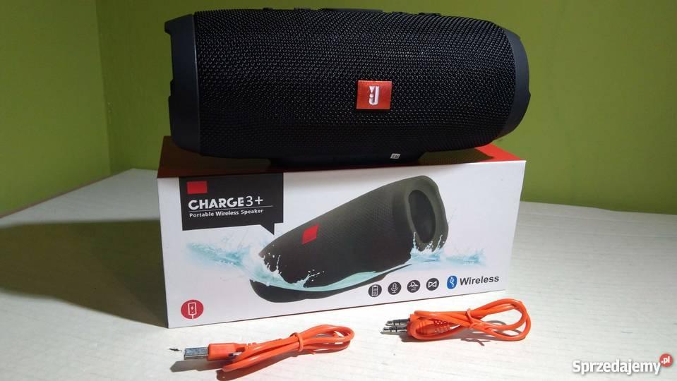 Głośnik Mobilny Subufer Bluetooth charge 3 jak JBL powerbank
