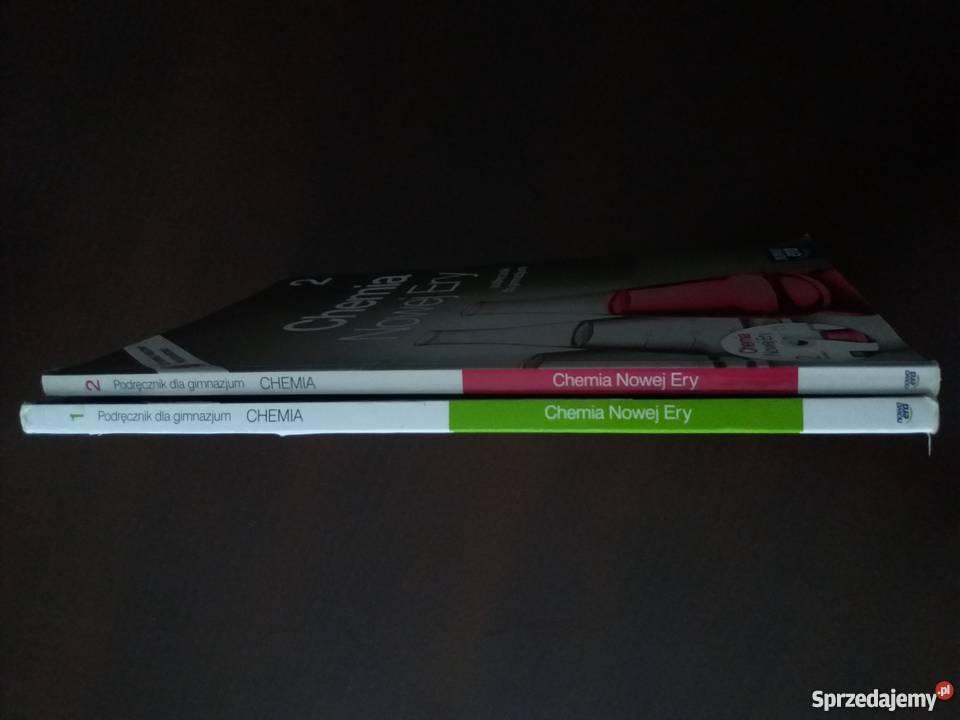 Podręczniki do chemii Rok wydania 2009 Warszawa sprzedam
