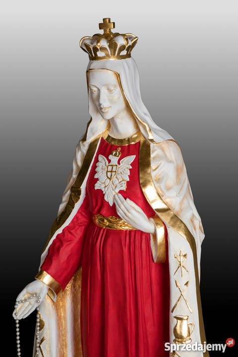 Figura Matka Boska Licheńska Królowa Polski