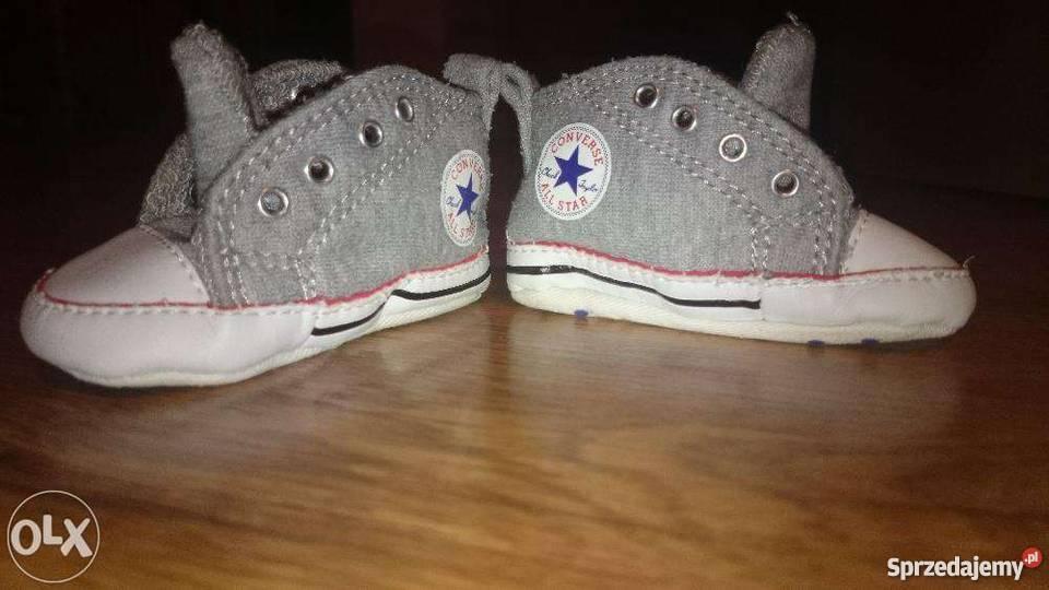 fa0d1c259604e buciki niemowlęce Converse 10.5cm Dla Dziecka Żywiec