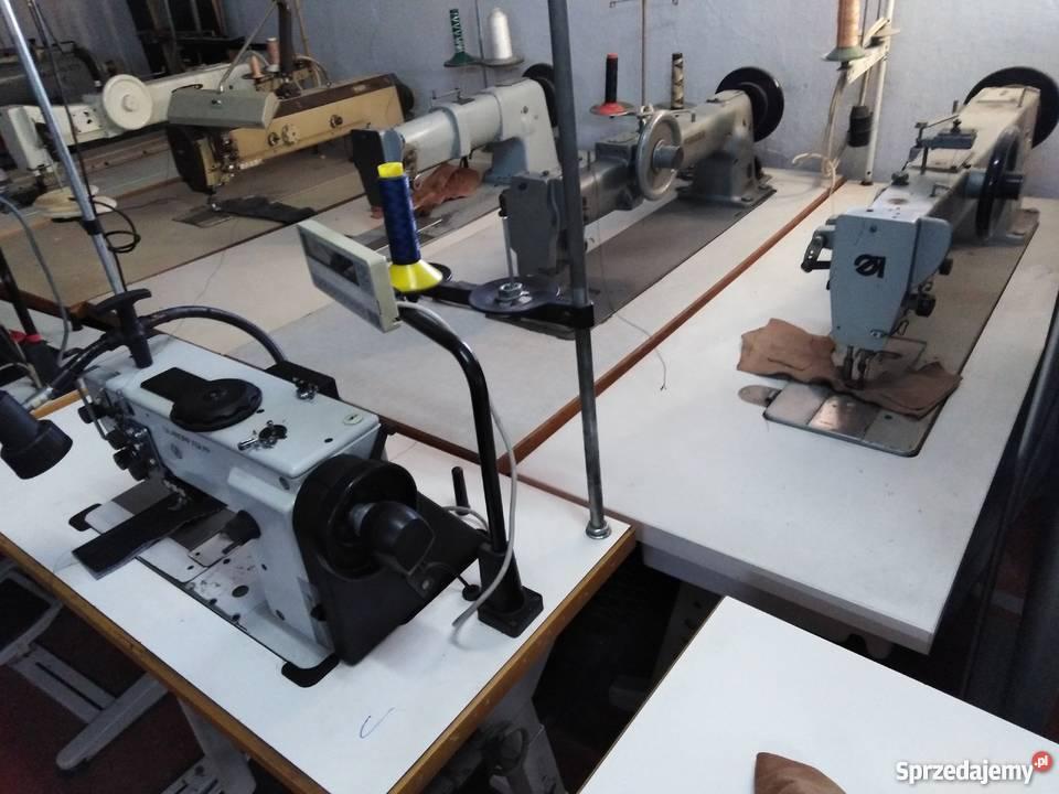 Maszyny do szycia Durkopp Adler 867 automaty wielkopolskie