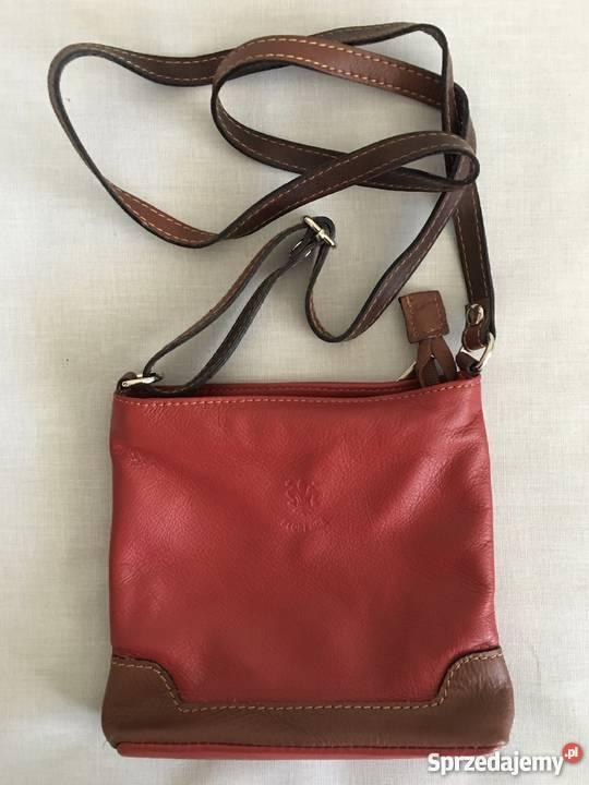 3f853e40b0bb3 torebki genuine leather - Sprzedajemy.pl