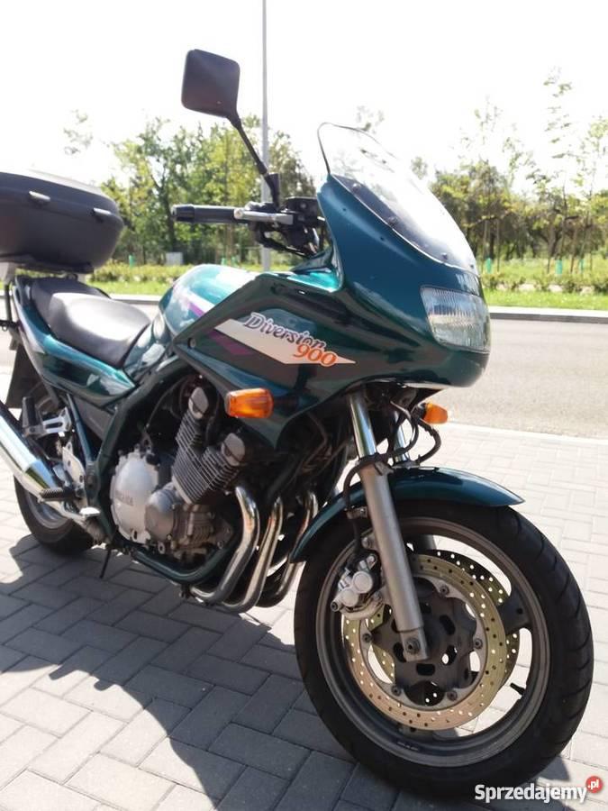 sprzedam motocykl yamaha xj 900 Olkusz - Sprzedajemy.pl