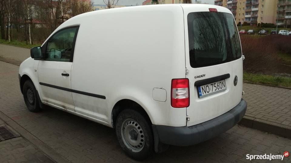 VW Caddy 19 TDI światła do jazdy dziennej Olsztyn
