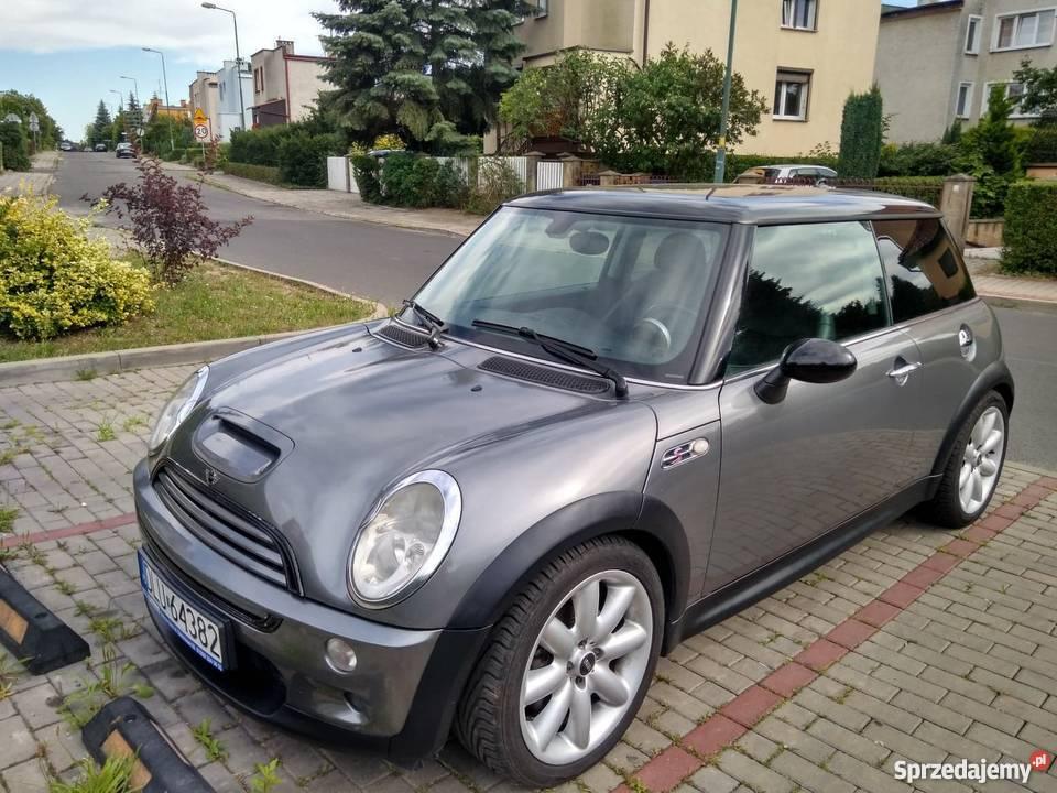 mini cooper s r53 1.6 163 km lubin - sprzedajemy.pl
