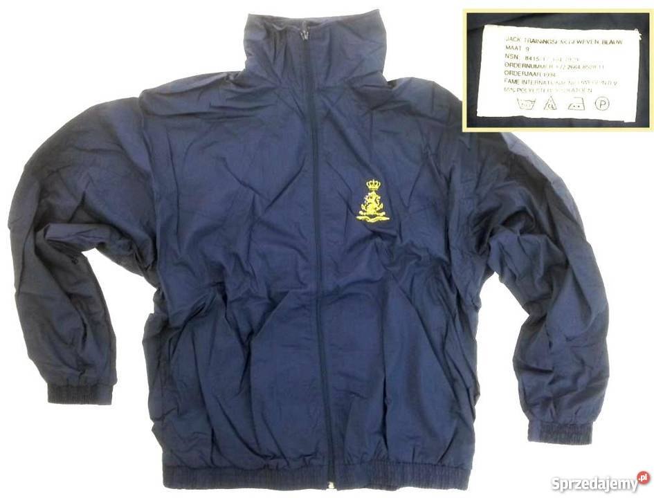 KURTKA sportowa TRENINGOWA NL 190125 r10 sprzedam