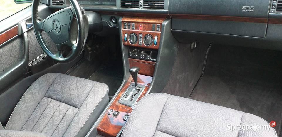 Mercedes E 280T W124 automat,klima