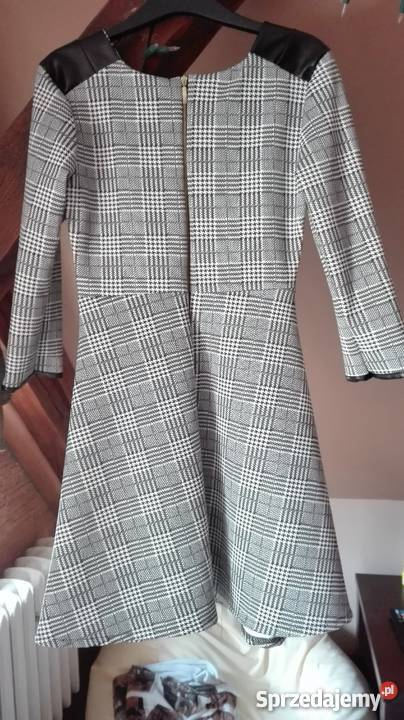 f2698f6bfb Sukienka w kratę Goleniów - Sprzedajemy.pl