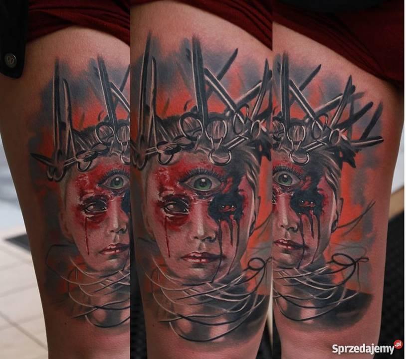 Tatuaz Tatuaze Warszawa Dobra Cenna Tattoo Tatuaze