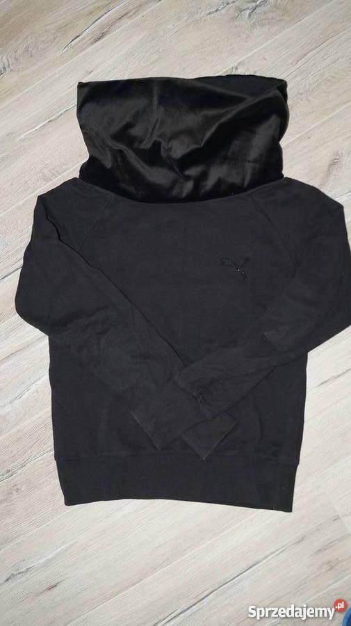 bluzy dresowe damskie puma