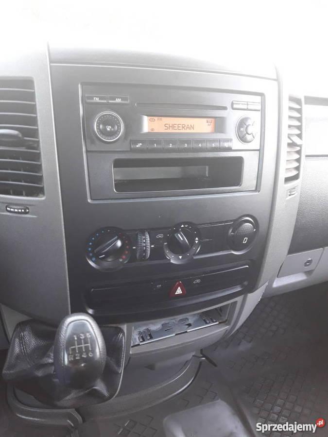 Mercedes sprinter 313 doka radio / CD opolskie Brzeg