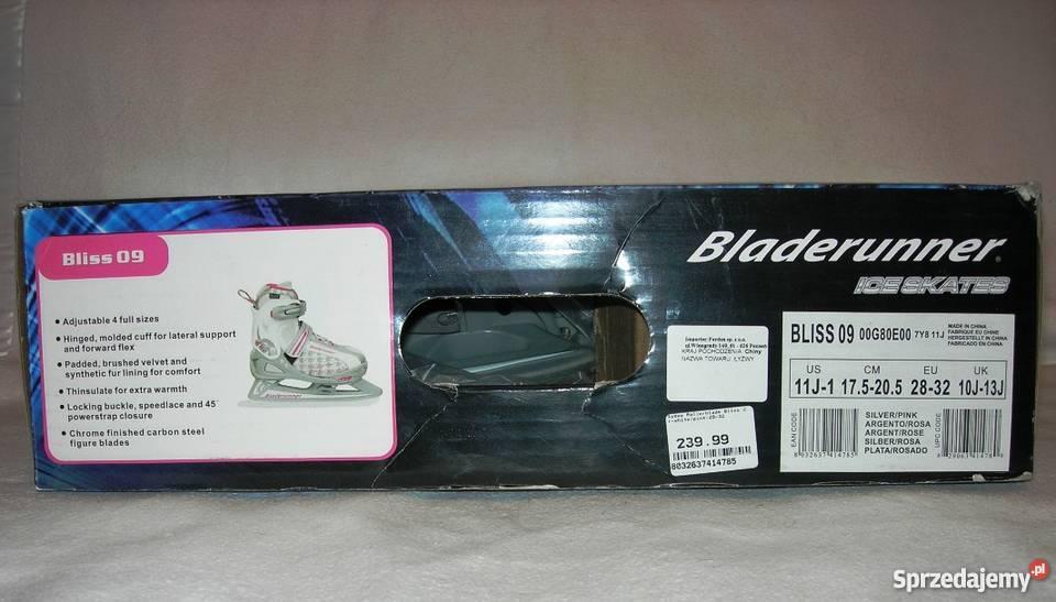 Łyżwy ROLLERBLADE Bladerunner Bliss 09 łódzkie