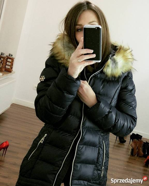 2ca23ccc9f6b41 kurtki zimowe pikowane damskie - Sprzedajemy.pl