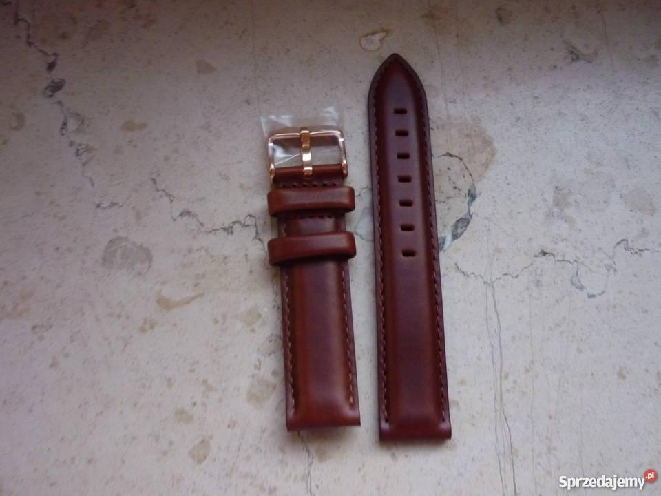 223328b0d1f7 Daniel Wellington Oryginalny skórzany pasek do zegarka Kielce ...