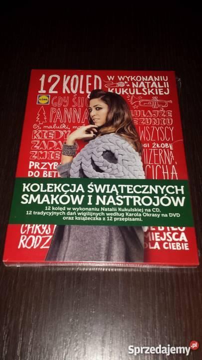 Kolekcja Świątecznych smaków i nastrojów DVDCD śląskie Katowice sprzedam
