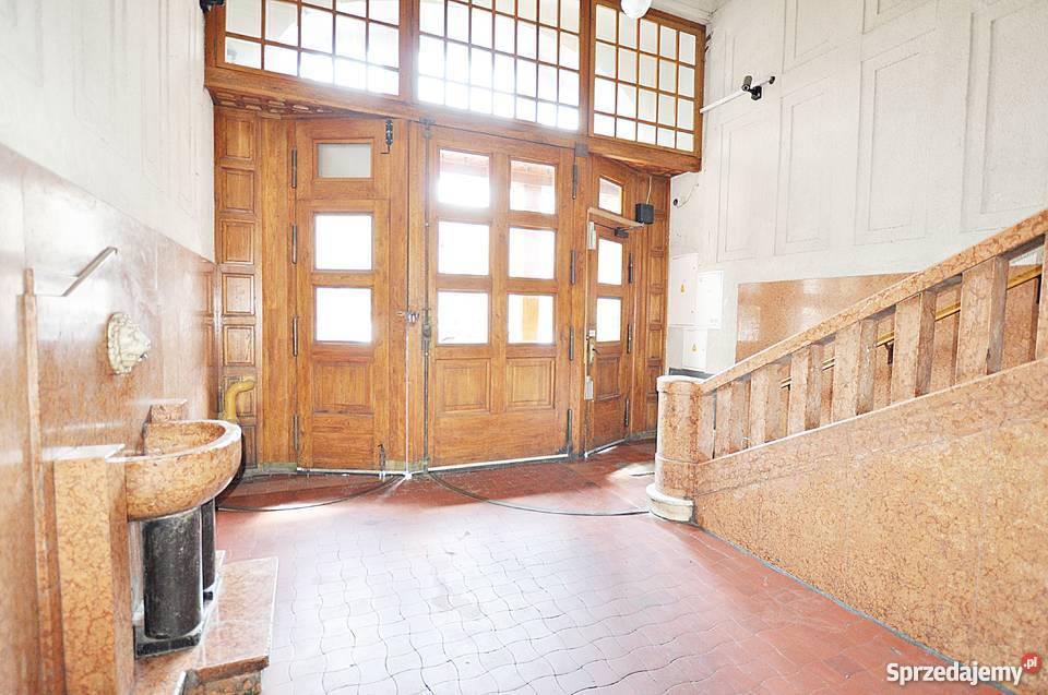 ZABYTKOWA KAMIENICA PRESTIŻOWA POZNAŃSKA Piętro 5 Mieszkania