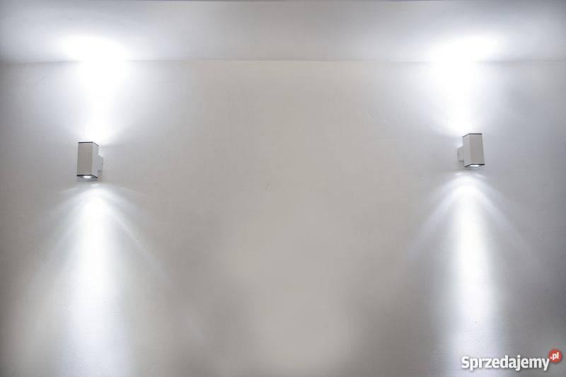 Bardzo dobry Oświetlenie LED - Lampa - kinkiet LED Praszka - Sprzedajemy.pl EG32
