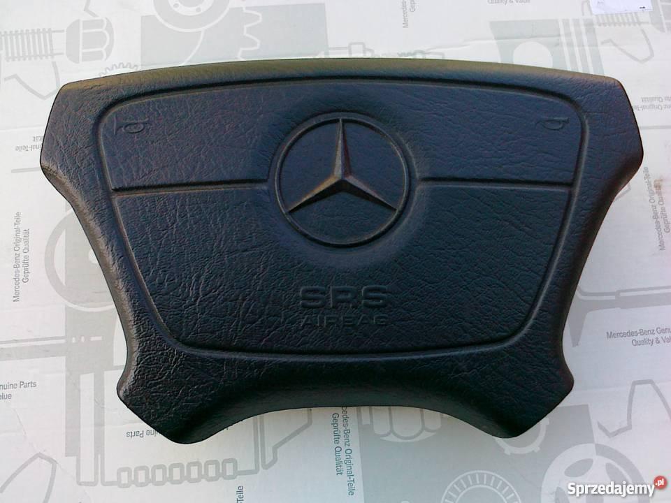 Mercedes W 210 W 202 Poduszka kierowcy airbag poduszki powietrzne dolnośląskie Lubin