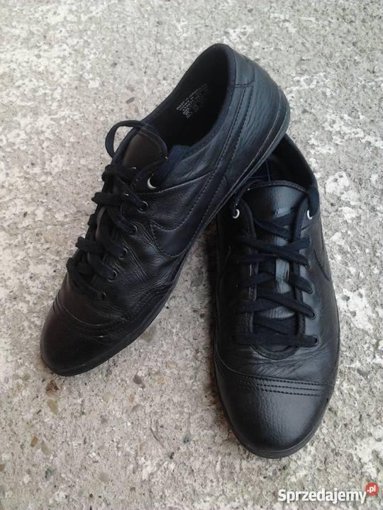 check out ff414 9fbe7 Nike Flash Leather czarne Rozmiar.44,5 stan bdb,skóra natura
