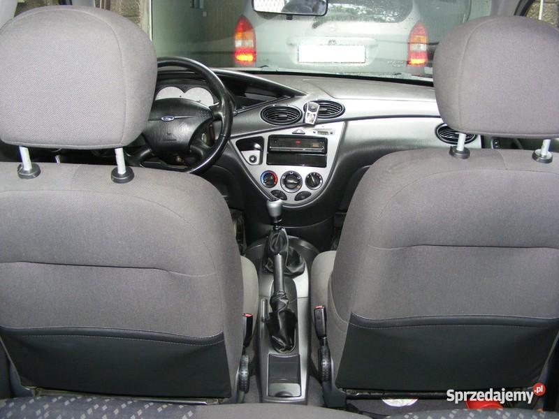 Forda Focusa 18 TDDi nieuszkodzony Bochnia