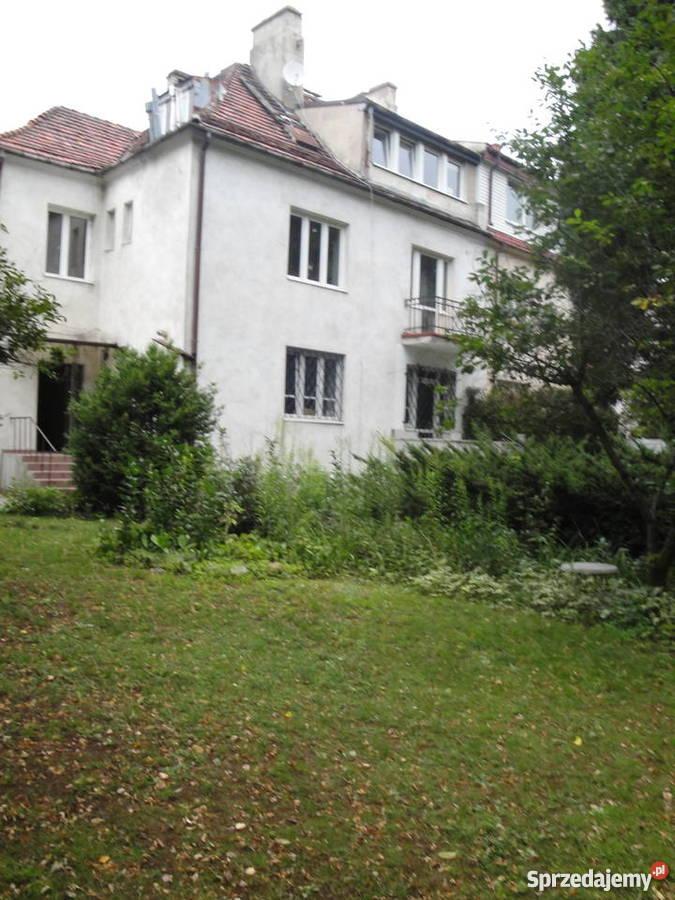 Mieszkanie garaż ogródek 110m2 Warszawa