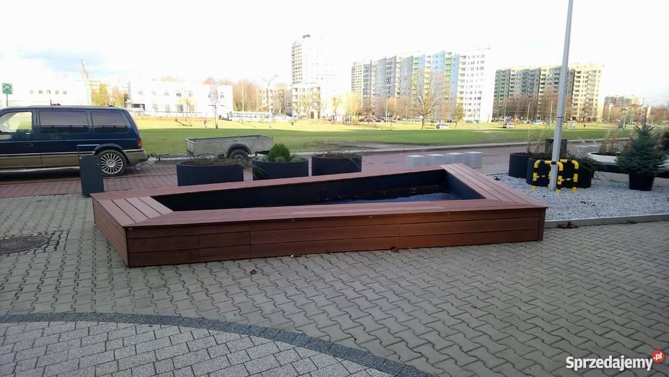 Zbiorniki wodne fontanny wylewki kaskadowe na Warszawa