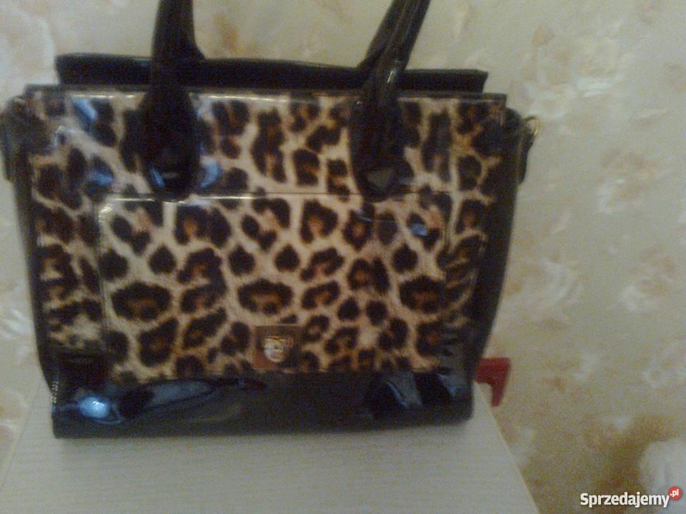 96bc46a5d5ab5 torba panterka - Sprzedajemy.pl