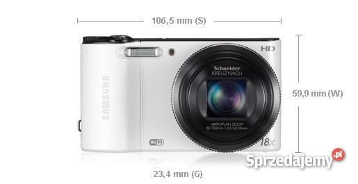 Aparat Samsung WB150F HD WiFi HD Szczecin sprzedam