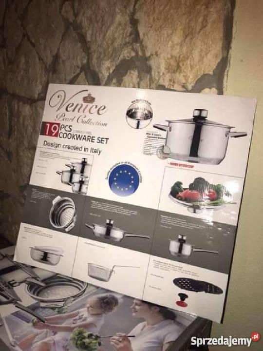Garnki Venice Pearl Collection Akcesoria kuchenne Modlniczka sprzedam