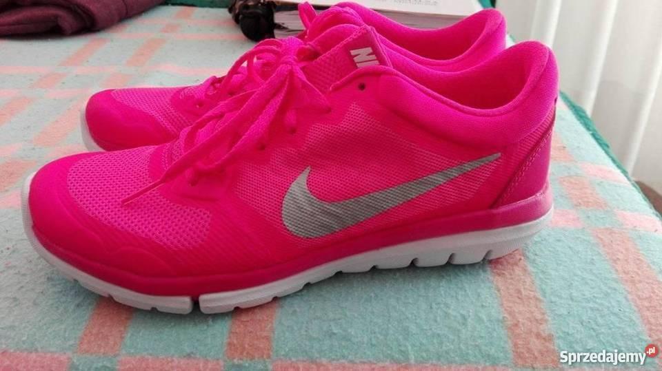 Buty Nike Flex Run r. 39 RÓŻOWE